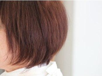 ヘアーシープス hair CCPSの写真/いつまでもおしゃれを楽しみたい大人女性に◎白髪が気になり始める年齢だからこそ理想のカラーへと導く―…