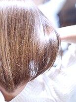 グリット ヘアプラスフォト(grit HAIR+PHOTO)【grit.】YOHEI WORKS (髪質改善ケラチントリートメント 02)