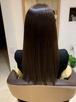 シスカワイマチ(CYS.Kawaimachi)の写真/日常で受ける髪のダメージ、CYS Kawaramachiでケアさせていただけませんか?