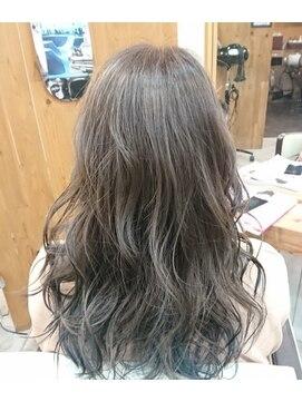 ソイル ヘアー(soil hair)マットグレー