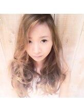 パスアパーチール(paz a partir de ichi Beauty Design Office)LOVEを引き寄せる!願いが叶う小悪魔系ロング!