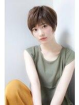 【DECO・穂積聡】大人かわいい 20代,30代ショート