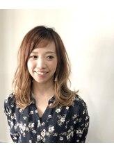 ヘアアンドメイククレスト 梅田茶屋町店(hair&make krest)★yukimi★