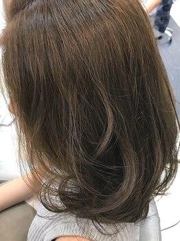 ビークール 美園店(Be COOL)の写真/低刺激にこだわった施術で髪・頭皮に優しい◎オーガニックカラーも取り揃えているので美髪をキープ♪