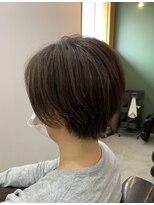 ウルヘアイーズ(ulu.hair ease)ショートスタイル