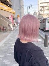 ファーレンピュアスウィート(fahren-pure-suite)春ピンク!