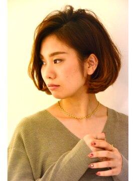 ヘアーデザイン ミヤビ 広尾(HAIR DESIGN MIYABI)グラマラスボブ☆F