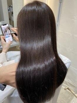 レガシーヘアーデザイン(Legacy hair design)の写真/白髪ぼかし&ハイライトでワンランク上のおしゃれへ★バレイヤージュやダメージレスカラーが人気のサロン♪