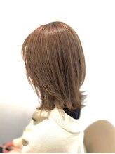 ボンド ヘア デザイン(BOND HAIR DESIGN)ハイライトスタイル