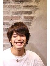 ヘアーサロン セレンディピィティー(hair salon SERENDIPITY)松本 和士