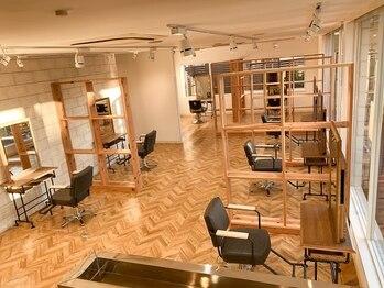 シスカワイマチ(CYS.Kawaimachi)の写真/全席半個室のプライベート空間で日常を忘れてくつろぎの時間を過ごしてもらえます♪