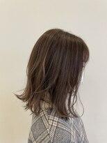 ヘアメイク アリエス 富谷店(HAIR MAKE aries)【aries富谷店】外ハネミディアム☆