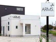 アームズ(ARMS.)の雰囲気(外観☆皆様のご来店をお待ちしております!)