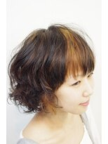マグネット ヘアー 段原店(MAGNET HAIR)バルーンボブ