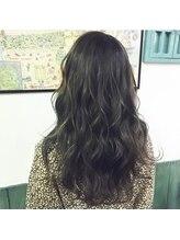 ヘアー ティンク(hair tink'u)LigthLong