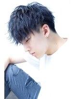 リップスヘアー 銀座(LIPPS hair)ラフ無造作 ドライメイクマッシュ
