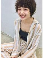 ☆☆blues☆☆タマキstyle 142 ナチュラルで可愛いショート/ロブ