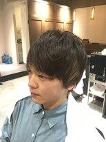 メンズサロン ダテ 豊中店(DATE)男のショートマッシュ!