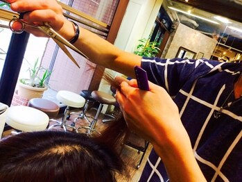 美ゼンヘアー 東久留米店 ZEN hairの写真/骨格・髪質・髪の長さなど一人一人の素材を活かして似合わせスタイルを発掘します♪ショートヘアも得意!