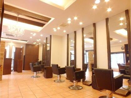アンテナ ヘアリゾート 北浦和店(ANTEnNA HairResort)の写真