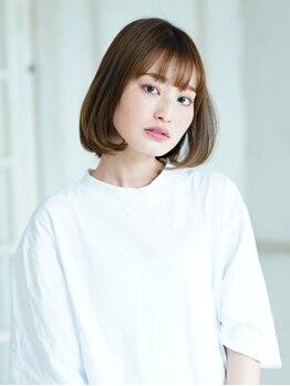 クレエ(creer)の写真/バージンヘアのような柔らかく健康的な髪へ☆関西でも一握りのサロンが扱う髪質改善トリートメント<Aujua>