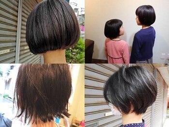 ヘアーアンドスパ コーラルルーム(Hair&spa CORAL room)のお店ロゴ