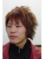 マグネット ヘアー 段原店(MAGNET HAIR)ヨーロピアン・ストリート・ヘア