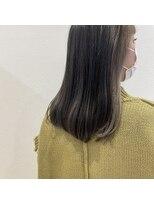 ルーチェ ヘアーデザイン(Luce.hair.design)個性派フェイスフレーミングカラー