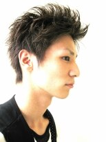 ★Ms hair★束感ショート