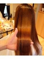 コレット ヘアー 大通(Colette hair)最高級☆サラ艶ストレート
