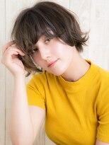 ヘアサロン ナノ(hair salon nano)ハイライト&ローライトで自分だけのオリジナルカラー☆
