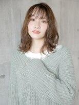 ラシェル パル ノエル(Laciel par Noel)透け感前髪シースルー