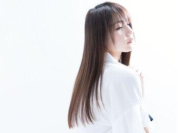 シエル ヘアーデザイン(Ciel Hairdesign)の写真/ずっと欲しかった憧れのストレート◇湿気、乾燥、紫外線にも負けない艶めく美髪を今度こそ手に入れましょ♪