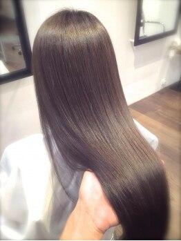 ビジョンアオヤマ (VISION aoyama)の写真/VISIONの髪質改善とダメージ補修が同時にできる6STEPトリートメント☆『効果が持続する』と大人気!