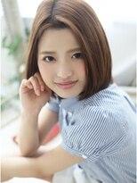 モニカ 横須賀中央店(Monica)誰でも可愛くなれちゃう柔らか毛先のヴェールミディー!