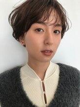 アールディ ヘアー 富雄三碓店(Ardy Hair)【ArdyHair富雄三碓店】マッシュショート