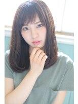 ☆Zina☆まとまりのいいサラツヤストレート3