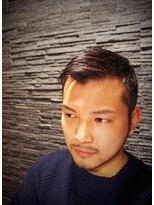 プレミアムバーバー 原宿店(PREMIUM BARBER produce by HIRO GINZA)ワイルド震災刈り【原宿】