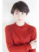 [Garland/表参道]☆美フォルム☆マッシュボブ☆ うぶバング