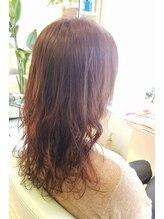 ヘアモード ララルー(Hair mode RaRaLu)こなれ感ウェーブヘアー