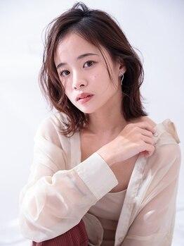 """カイノ イオンモール草津店(KAINO)の写真/トレンドに敏感なOLのオフィスカジュアルはお任せ♪朝も簡単スタイリング♪大人女性の""""綺麗""""を引き出します"""