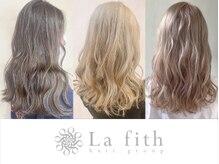 ラフィス ヘアー スワッグ 枚方店(La fith hair swag)の雰囲気(お手頃価格と高い技術で人気のLa fith【スタッフ募集中】)