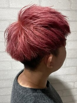 ビス ヘア アンド ビューティー 西新井店(Vis Hair&Beauty)の写真/やりすぎはかっこ悪い。定番にも飽きてきた。「ちょいモード」で切り替えられるスタイルに![西新井]