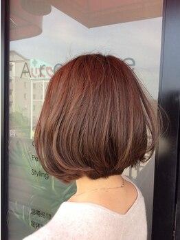 アローズ ヘアー(Arouse Hair)の写真/【自治医大駅から車で約3分】通いやすいのも魅力的♪男女問わずお手入れしやすいスタイルをご提供します◎