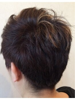バーバーパパ(Barber PaPa)の写真/大人女性ならではの悩みに合わせゴワつきのない美髪に・・・☆
