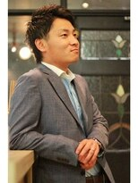 ★Ms hair★men's businessman 2