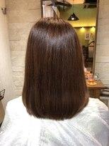 アイビーヘアー(IVY Hair)髪質改善ジュネスストレート