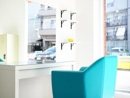 アイチャンネル ヘアデザイン(i CHANNEL hairdesign)の写真