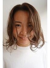 モンド(MONDO)オトナ可愛いゆるヘア