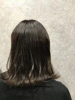 セブン ヘア ワークス(Seven Hair Works)[セブンヘア] アッシュ系カラー インナーカラー